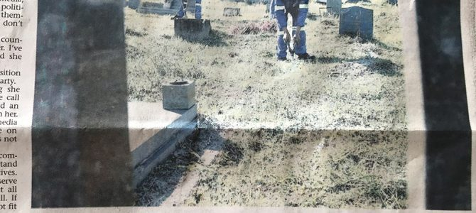 Home burials carry health risks