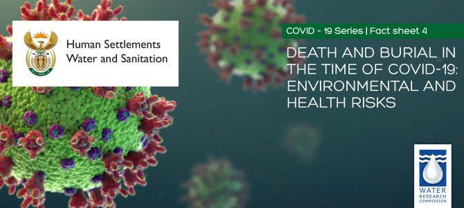 COVID-19 – Fact Sheet 4