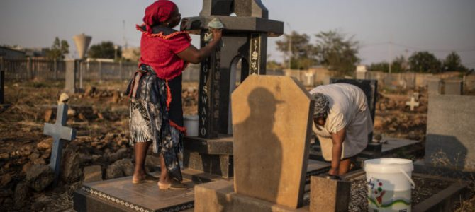 The Covid-19 burial problem for South Africa